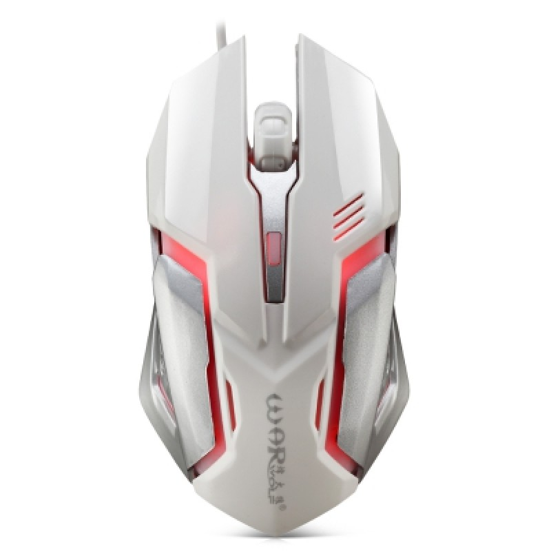 Warwolf M - 02 Wired Gaming Mouse