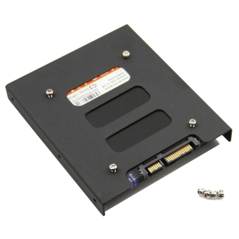 2.5 Inch SSD HDD To 3.5 Inch Metal Mounting Adapter Bracket