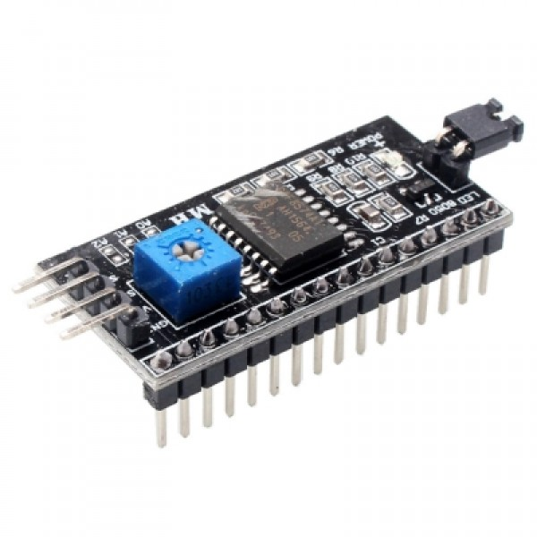 LCD1602 Adapter I2C/IIC/TWI Serial Interface Module Board For Arduino