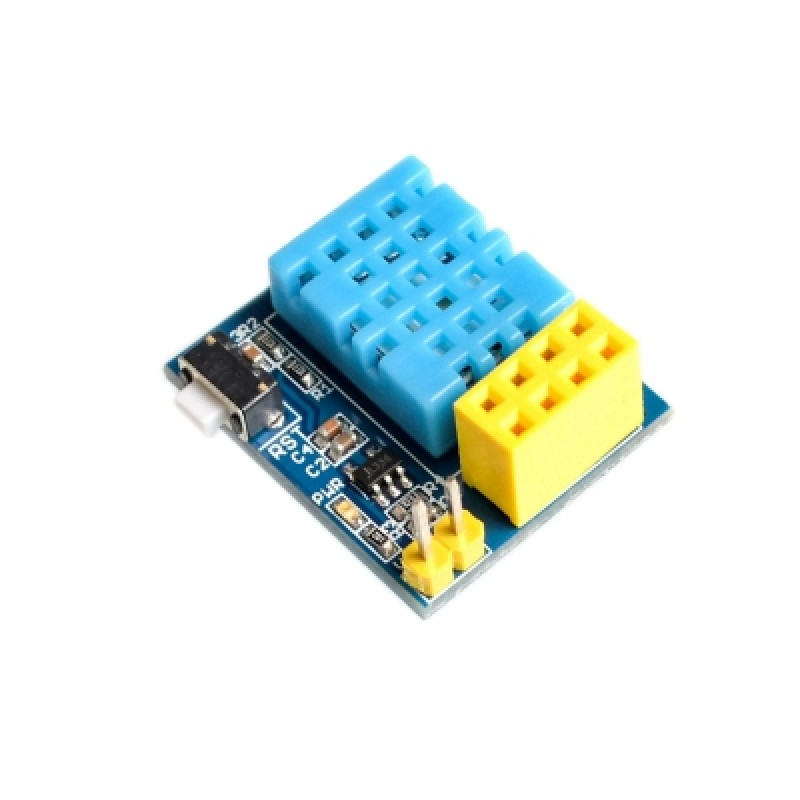 ESP8266 Esp-01 DHT11 Temperature and Humidity WiFi Nodes Do Not Contain Wireless