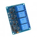 4 Channel DC 5V Relay Module for Arduino UNO R3 MEGA 2560 1280 DSP ARM PIC AVR