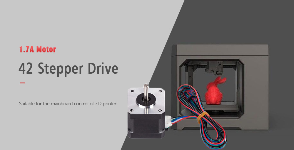 1.7A 3D Printer Motor 42 Stepper Drive